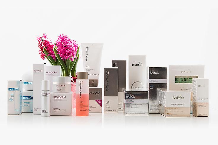 © Team Oblasser: Kosmetik / Produkte
