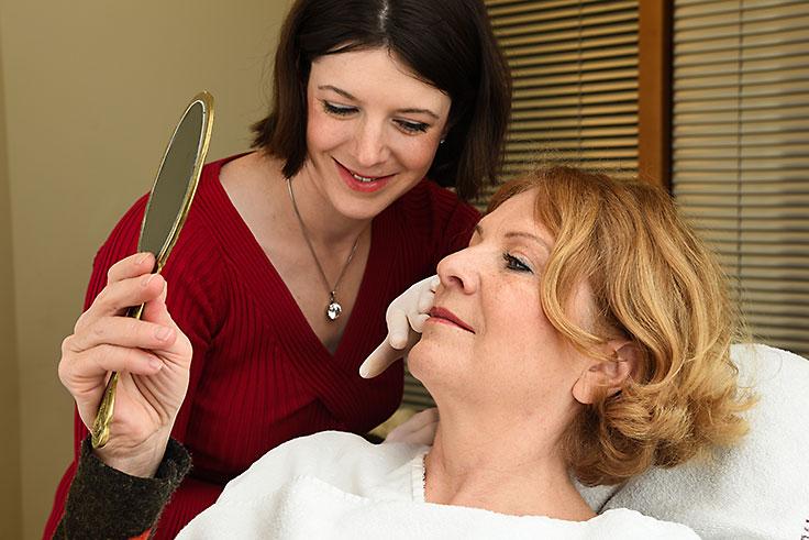 © Team Oblasser: Kosmetik / Better Ageing