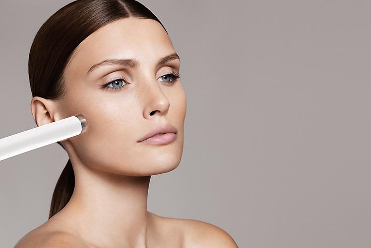 © Team Oblasser: Kosmetik / reviderm-Microdermabrasion